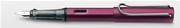 LAMY AL-star Safari Black Purple(Koyu Mor) / Alu Dolma kalem- 3 Farklı Uç Seçeneği