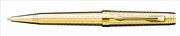 PARKER PREMIER Graduated Chiselling Deluxe 23kt. Tükenmez kalem