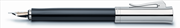 Graf von Faber-Castell Intuition Platin Tek Parça Reçine/Platin El Yapımı Dolmakalem