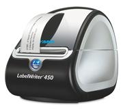 DYMO LabelWriter 450 PC Bağlantılı Profesyonel Etiket Yazıcı