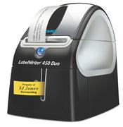 DYMO LabelWriter 450 Duo PC Bağlantılı Kağıt Etiket ve Plastik Şerit Yazıcı