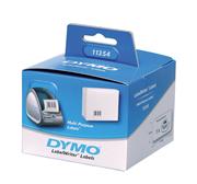 DYMO LabelWriter Serisi Çok Amaçlı Etiket 57x32mm - 1x6 Rulo Beyaz Kağıt