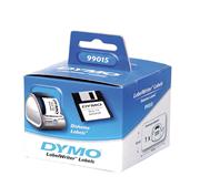 DYMO LabelWriter Serisi Geniş Çok Amaçlı (Disket) Etiket 70x54mm - 1 x 6 rulo Beyaz Kağıt