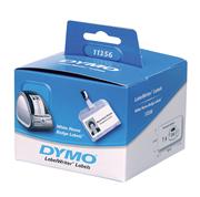 DYMO LabelWriter Serisi Beyaz İsim Kartı Etiket 89x41mm - 1x6 rulo Beyaz Kağıt