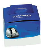 DYMO LabelWriter Serisi Sevkiyat/İsim Kartı Etiket 101x54mm - 1x6 rulo Beyaz Kağıt