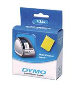 DYMO LabelWriter Serisi Çok Amaçlı Etiket 51x19mm - 1x6 rulo Beyaz Kağıt