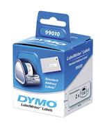 DYMO LabelWriter Serisi Adres Etiket 89x28mm - 1x6 Rulo Beyaz Kağıt