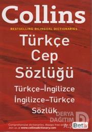 COLLİNS / COLLİNS TÜRKÇE CEP SÖZLÜĞÜ TÜRKÇE İNGİLİ