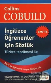 COLLİNS / COBUILD İNGİLİZCE ÖĞRENENLER İÇİN SÖZLÜK