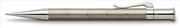 Graf von Faber-Castell Anello Titanium/Platin 0.7mm Mekanik Kurşunkalem