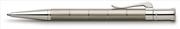 Graf von Faber-Castell Anello Titanium/Platin Tükenmez kalem