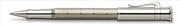 Graf von Faber-Castell Anello Titanium/Platin Roller kalem