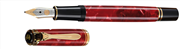 PELİKAN SOUVERAN RUBY RED SEDEF MİNİ DOLMA KALEM M320 - 3 Farklı Uç Seçeneği