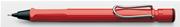 LAMY SAFARI PARLAK KIRMIZI/PARLAK KROM 0.5mm MEKANİK KURŞUN KALEM