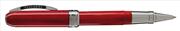 VISCONTI REMBRANDT Red Vegetal Resin Roller Kalem - Gölgeli Kırmızı<br><img src= resim/mypenli.gif  border= 0 />