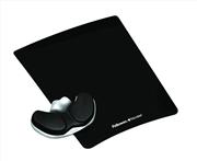 Fellowes Health-V Crystals Avuç İçi Mouse Desteği 7854/Siyah