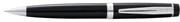 SCRIKSS 38 PARLAK SİYAH/KROM 0.7mm VERSATİL KALEM