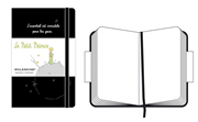 MOLESKINE Le Petit Prince(Küçük Prens) Plain Notebook 9x14cm
