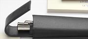 GrafvonFaber-Castell For Pen of the Year(Yılın Kalemi İçin) Fransız Sığır Derisi Büyük Tekli Kılıf - Siyah