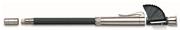 Graf von Faber-Castell İdealkalem Platin/Siyah Sedir Ağacı Kurşunkalem 118568