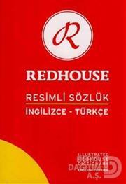 REDHOUSE / RESİMLİ SÖZLÜK İNGİLİZCE TÜRKÇE RS-013