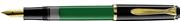 Pelikan M150 PARLAK LAKE YEŞİL/SİYAH DOLMA KALEM - 4 Farklı Uç Seçeneği