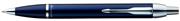 Parker I.M. PARLAK ROYAL MAVİ KROM/SS TÜKENMEZ KALEM - royal blue ssct
