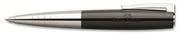 FABER-CASTELL LOOM PARLAK KROM 0.7mm M.KURŞUN KALEM - Parlak Siyah