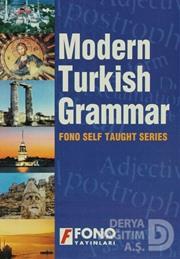 FONO / MODERN TURKISCH GRAMER