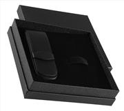 ONLINE Deri 2 li Kalem Kılıfı Siyah + Kalem İçin Hediyelik Özel Kutu