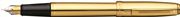 SHEAFFER Prelude Parlak Lake 22kt. Altın Kap.Dolma kalem