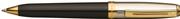 SHEAFFER Prelude Siyah Oniks/Altın-Paladyum Tükenmez kalem