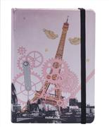 Scrikss noteLook MODERN ZAMANLAR Temalı Çizgili Not Defteri - A5 (14.8x21cm)