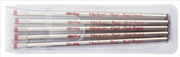 rotring Tikky 3in1 Multipen 5 li Paket Kısa Yedek - Kırmızı