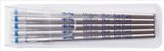rotring Tikky 3in1 Multipen 5 li Paket Kısa Yedek - Mavi