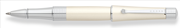 CROSS Beverly Parlak Lake İnci Beyaz/Krom Kemerli Roller Kalem
