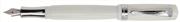 Kaweco Student Beyaz Akrilik Dolma Kalem - 2 Farklı Uç Seçeneği
