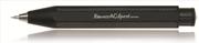 Kaweco AC Sport Mat Siyah / Karbon Fiber 0.7mm Mekanik Kurşunkalem
