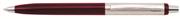 Scrikss 51 Çelik Tükenmez Kalem - Bordo
