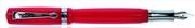 Kaweco Student Parlak Kırmızı Akrilik Dolma Kalem - 2 Farklı Uç Seçeneği