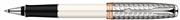 PARKER SONNET RD Metal İnci Beyaz Roller Kalem