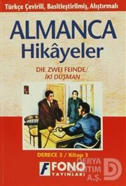 FONO / ALMANCA HİKAYELER 3-C İKİ DÜŞMAN