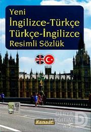 KANAAT / İNG.- TÜR.- TÜR-İNG RESİMLİ SÖZLÜK