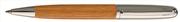 Oberthur Séquoia Mat Lake Kayın Ağacı/Çelik Tükenmez Kalem