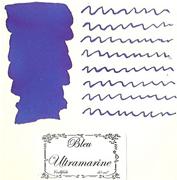 L Artisan Pastellier Callifolio Dolmakalem Mürekkebi / 40 ml Cam şişe - Okyanus Mavisi