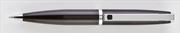Oberthur Osiris Kahve/Krom Tükenmez Kalem Tekli Deri Kılıf Hediyeli