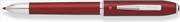 Cross Tech4 /4 lü Multifonksiyon Kalem - Saten Kırmızı
