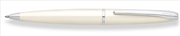 CROSS ATX İnci Beyaz/Parlak Krom Tükenmez kalem