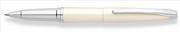 CROSS ATX İnci Beyaz/Parlak Krom Rollerkalem
