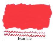 L Artisan Pastellier Klasik Dolmakalem Mürekkebi / 30ml - Açık Kırmızı